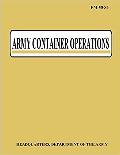 Army Container Operations (FM 55-80)