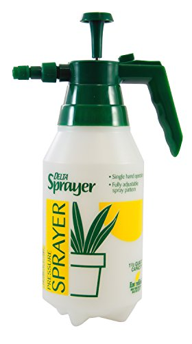 Delta Plant Care Pressure Sprayer, 48-Ounce