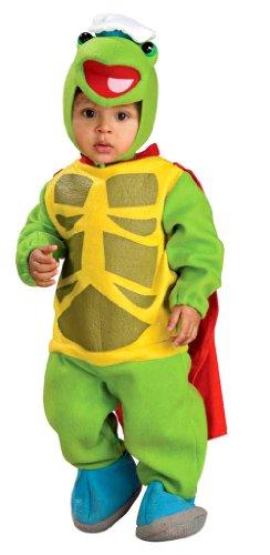 Turtle Tuck Pets Costume Pet Wonder (Rubie's Turtle Tuck Costume Infant 6-12 months)