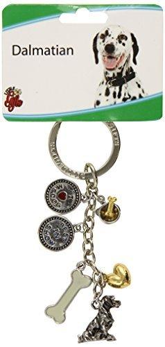 (Little Gifts Dalmatian V3 Keychain)
