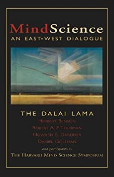 MindScience: An East-West Dialogue 0861710665 Book Cover