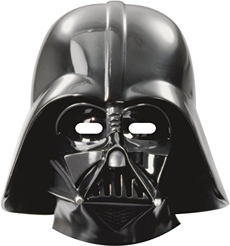 Pack Of 6 Darth Vader Childs Cardboard Masks