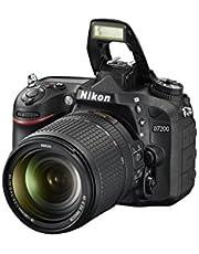 Nikon D7200 18-140mm Kit , Black (VBK450PA) (Australian warranty)