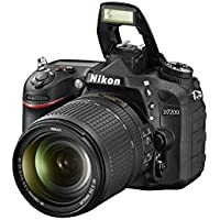 Nikon D7200 18-140mm Kit , Black (VBK450PA) (Australian warranty)