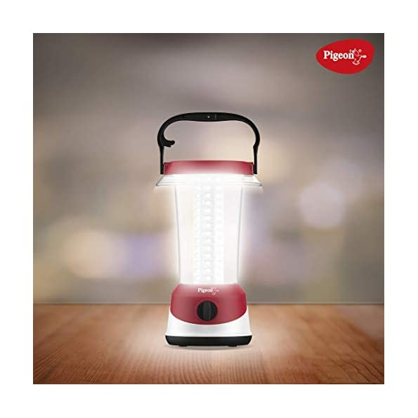 Pigeon-by-Stovekraft-Sirius-Emergency-360-Degree-Rechargeable-Lantern-with-1600-mAH-and-8-Hours-Backup