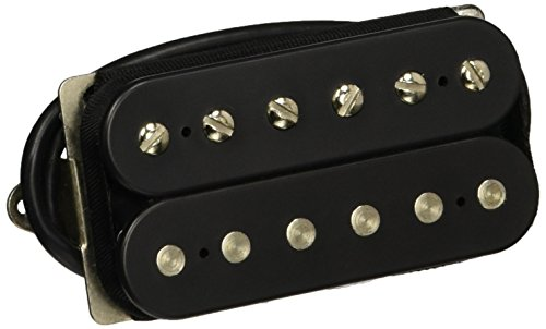 DiMarzio PAF 36th Anniversary Humbucker Pickup - F-spaced Black