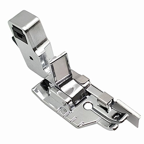 YEQIN 1/4 Inch Quilt Quilting Piecing Foot with Guide Low Shank Sewing Machine foot (SA185) For Brother/Babylock,Pfaff, Janome, New Home, Juki