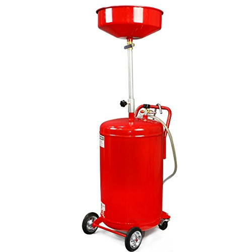 XtremepowerUS Gallon Portable Waste Operated