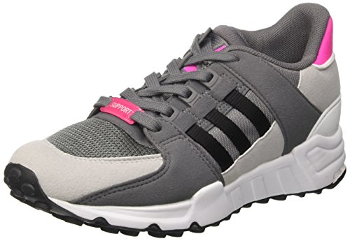 adidas EQT Support J, Zapatillas de Gimnasia Unisex Niños Gris (Grey Four F17/core Black/ftwr White)