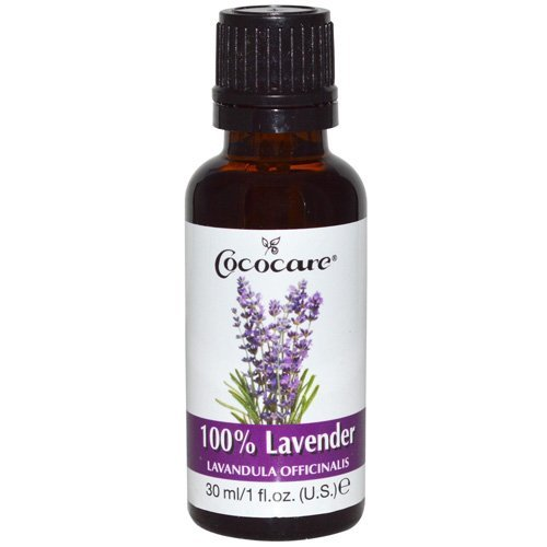 Cococare Lavender Oil 100 Percent Natural, 1 Fluid Ounce