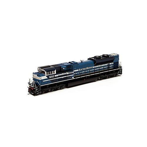 Athearn ATHG68716 HO SD70ACe, EMD/Blue #1203