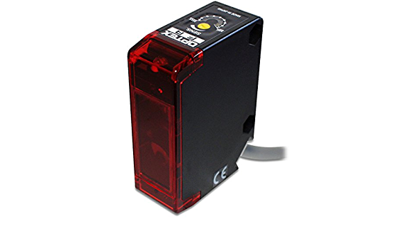 Optex FA 1.3 meter AC//DC diffuse reflective photoelectric beam sensor w// SPDT relay w// timer option