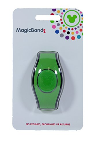 Disney Parks Magicband 2 0 Green   Link It Later Magic Band