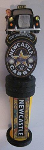 newcastle beer tap handle - 2