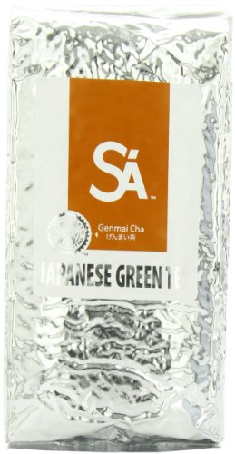 SA Japanese Green Tea, Genmai Cha, Loose Leaf, 1-lbs bags