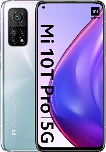 Xiaomi Mi 10T Pro 16.9 cm (6.67″) 8 GB 256 GB Dual SIM 5G USB Type-C Blue 5000 mAh – Xiaomi Mi 10T Pro, 16.9 cm (6.67″), 2400 x 1080 pixels, 8 GB, 256 GB, 108 MP, Blue