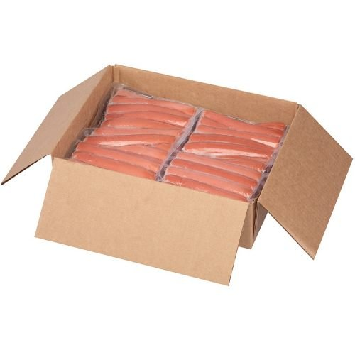 8:1 Briar Street Turkey Hot Dog, 5 Pound -- 2 per case.