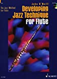 Developing Jazz Technique for Flute, , 1902455215