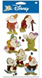 Disney 7 Dwarves Dimensional Sticker