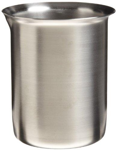 (Polar Ware 250B Stainless Steel Griffin Style Beaker, 250 mL Capacity, 2-5/8