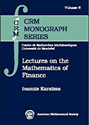 Lectures on the Mathematics of Finance (Crm Monograph Series)