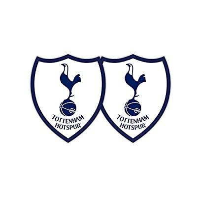 Tottenham Spurs - English Football Soccer Futbol - Car Sticker - 4""