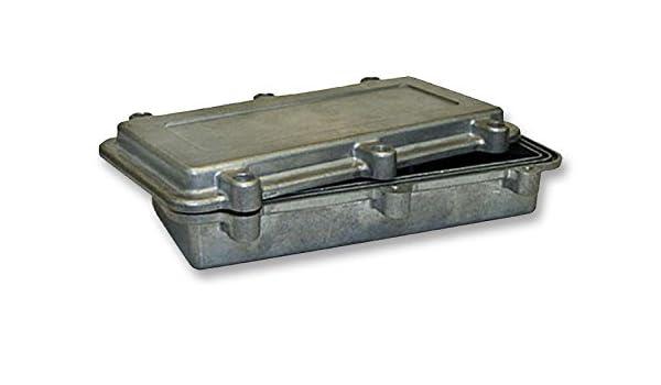 Multicomp hq035 caja de almacenaje, fundido, IP67, montaje en pared, 90 mm, 262 mm, 182 mm, aluminio, sin terminar: Amazon.es: Industria, empresas y ciencia