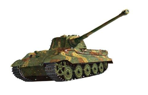 - Dragon Models 1/35 Sd.Kfz.182 Kingtiger Henschel Turret Last Production with Transport Track