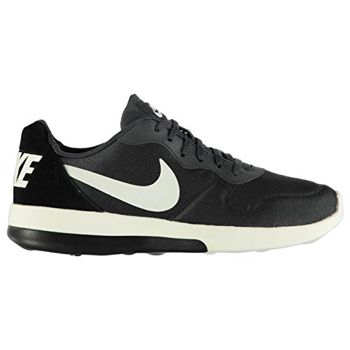 NIKE MD Runner Baskets pour femme Noir/gris chaussures Casual Sneakers fashion