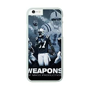 NFL Case Cover For Apple Iphone 5/5S White Cell Phone Case Indianapolis Colts QNXTWKHE0835 NFL Phone Case Fashion Generic