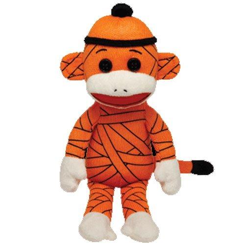 Ty Beanie Babies Sock Monkey - ()