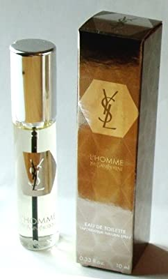 Yves Saint Laurent YSL L'homme 0.33 Oz / 10ml EDT Spray Mini
