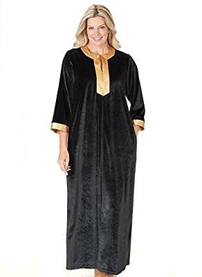 AmeriMark Velour Robe
