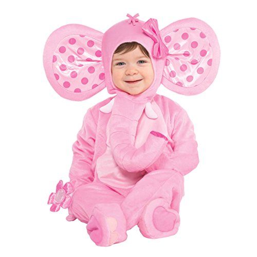 Amscan Baby Pink Elephant Costume - 12-24 Months for $<!--$27.79-->