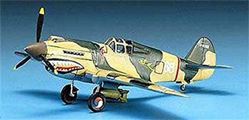 Academy Curtiss P-40B Tomahawk - Tomahawk Model