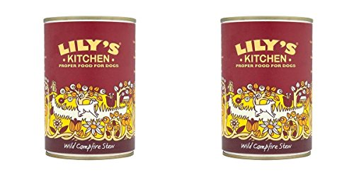 (2 PACK) – Lilys/K Wild Campfire Stew (Wet Dog Food) | 400g | 2 PACK – SUPER SAVER – SAVE MONEY