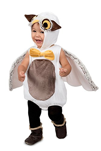 Princess Paradise Toddler Otis The Owl Costume 12 Months ()