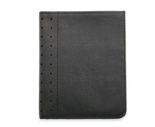 Cross Leather Passport Wallet - Black ()