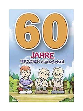 Depesche 5598 078 Gluckwunschkarte Mit Motiv Von Archie 60