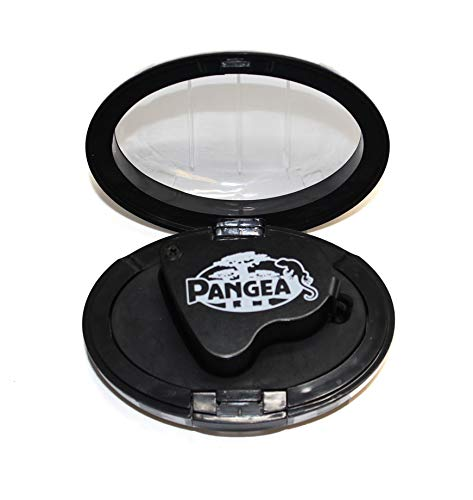 Pangea LED Dual 30x /& 60x Magnifying Loupe Reptiles Stamps Jewelry Horticulture etc