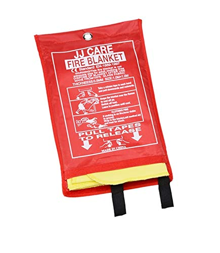 Grill Car Camping Flame-Retardant Protection and Heat Insulation Designed for Kitchen 5 Pack Fire Fighting Suppression Blanket Fiberglass 40x40 Fireplace