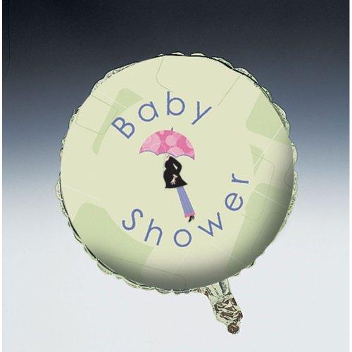 Mod Mom Baby Shower 18in Balloon