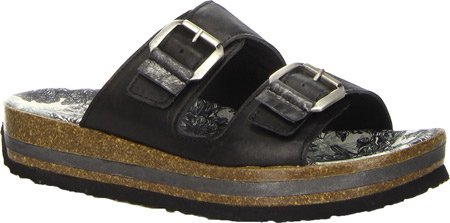 86381 Black Platform Kombi Zega Sandal Think Women's f87wE