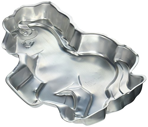 Wilton Precious Pony ~ Horse ~ Unicorn Cake Pan (2105-2914, 1986) ~ Retired (Unicorn Cake Pan)
