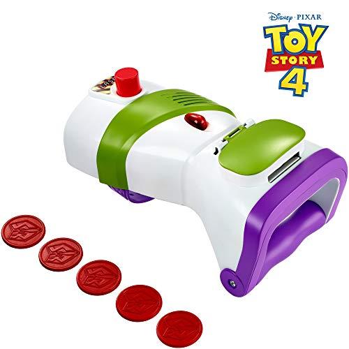 Disney Pixar Toy Story 4 Buzz Lightyear Rapid Disc