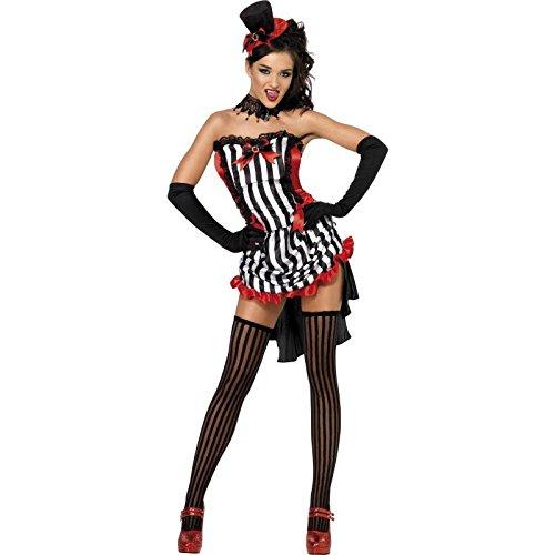 Smiffys Fever Madame Vamp -