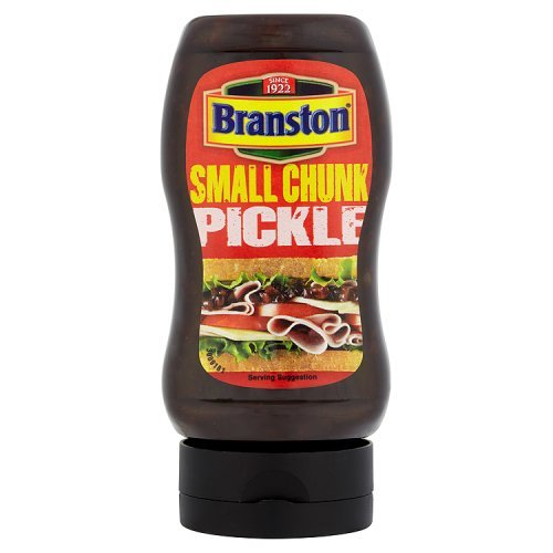 Branston Squeezy Small Chunk Pickle, 350g