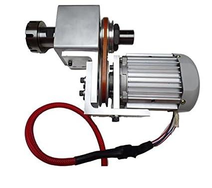 Sherline Lathe and Mill Headstock Motor 1000 Watt Industrial