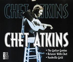 Chet Atkins by Delta Camden