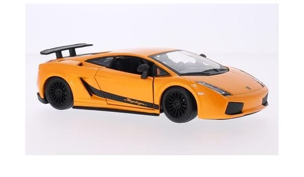 Amazon Com Lamborghini Gallardo Superleggera Metallic Orange 2003